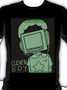 clever boy (green) T-Shirt