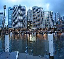 Darling Harbour Sydney Australia by Bellavista2