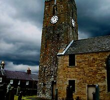 St Serf's Church by SnappyMatt