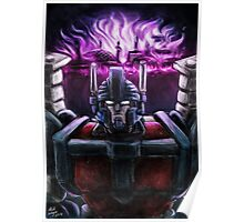 Ultra Magnus ruins of Cybertron Poster