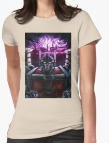 Ultra Magnus ruins of Cybertron Womens Fitted T-Shirt
