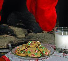 Santa's Treats by Maria Dryfhout
