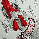 One Chook by Sally Ford