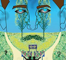 symbolic montage by fenan berhe
