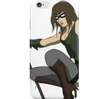 Super Hero Woman iPhone Case/Skin