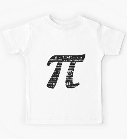 Pi Day Graphic Symbol Kids Tee