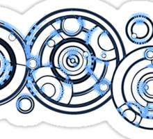 Gallifreyan Sticker