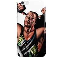 Rvd  van dam iPhone Case/Skin