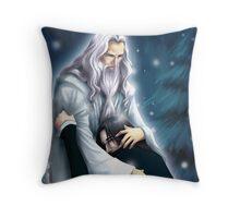Albus and Severus Throw Pillow