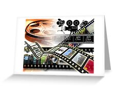 Symbolic Montage Project Greeting Card