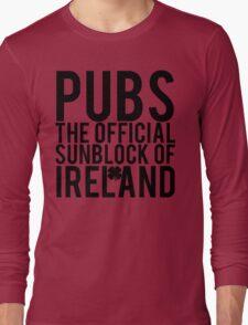 Pubs Irelands Sunblock Long Sleeve T-Shirt