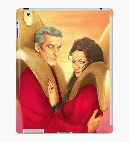Time Lords of Gallifrey iPad Case/Skin