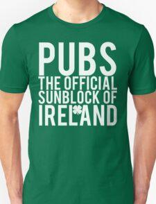 Pubs Irelands Sunblock T-Shirt