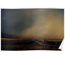 Late Light, Open Field Poster