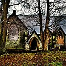 North Wales Hospital Chapel HDR by Dfilmuk Photos