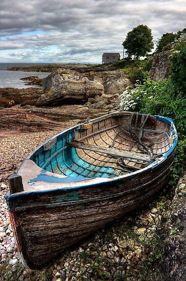 Marvin's Boat by Andy Surridge