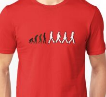 Musical Revolution Evolution - Beatles Abbey Road Unisex T-Shirt