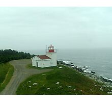 Port Bickerton Light Photographic Print