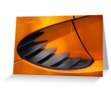 The art of the car: Lotus Elise (2005) > Greeting Card