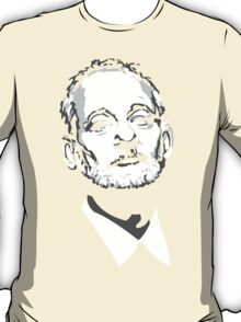 bill murray steve zissou T-Shirt