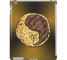 Aries & Horse Yang Earth iPad Case/Skin