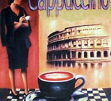 Cappucino by wiccanrider