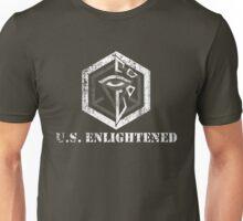 U.S. ENLIGHTENED - Ingress Unisex T-Shirt
