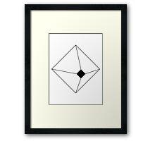 CTOS Framed Print