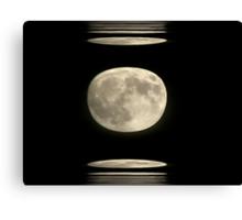 Full Moon Night  Canvas Print