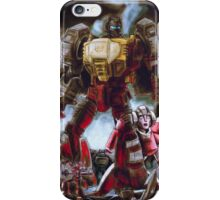 Army of Grimlock iPhone Case/Skin