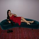 Lady In Red by WaleskaL