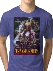Army of Grimlock Tri-blend T-Shirt