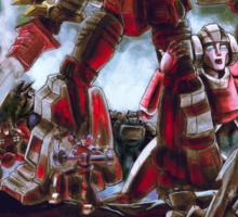Army of Grimlock Sticker