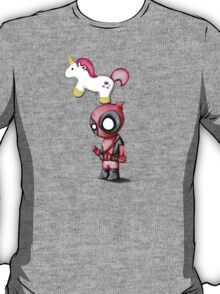 Merc with a Unicorn T-Shirt