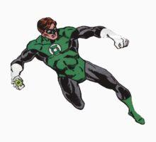 Hal Jordan - The Familiar Face. by Batzyman