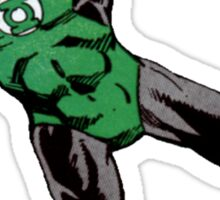 Hal Jordan - The Familiar Face. Sticker