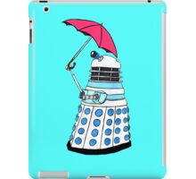 Pink Umbrella iPad Case/Skin