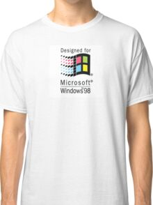 It is now safe for you to turn off your computer Classic T-Shirt