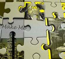 Puzzle Me by Brianna Poston
