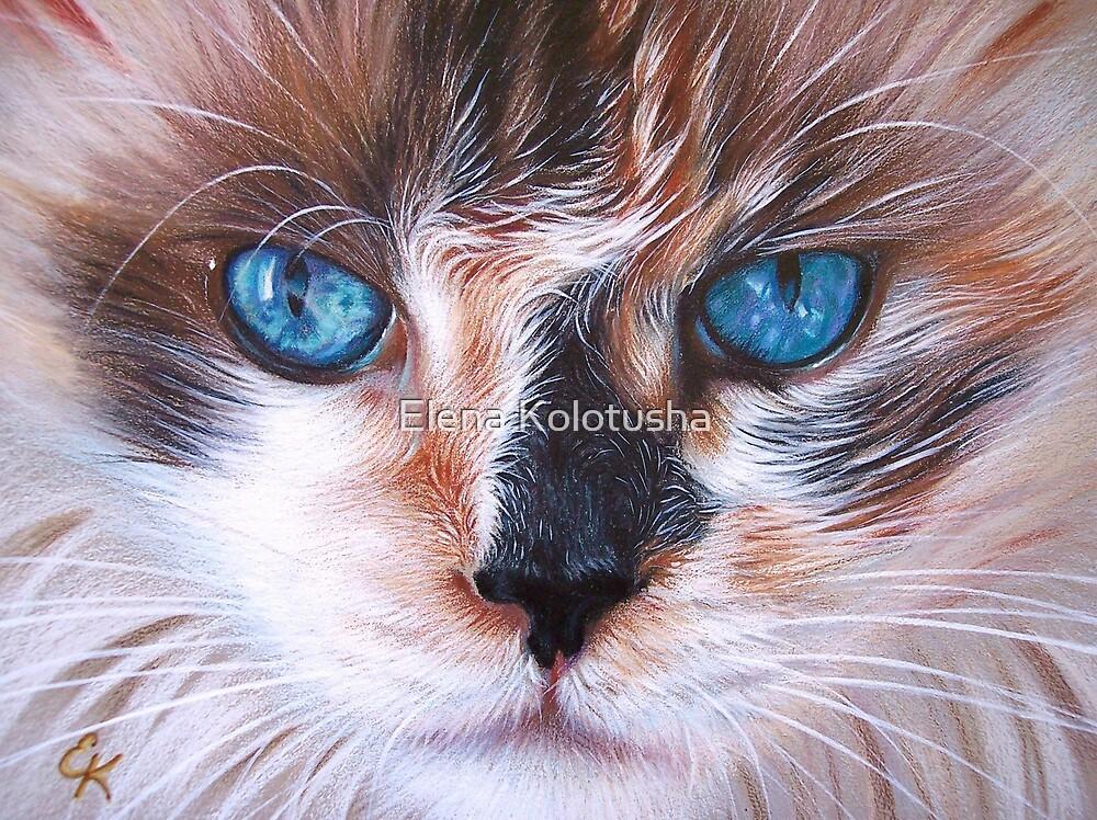 Beautiful Mia by Elena Kolotusha