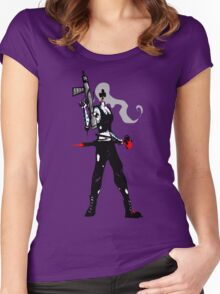 The Jack of Clubs Women's Fitted Scoop T-Shirt