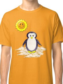 Sunny Pinguin Tee Classic T-Shirt
