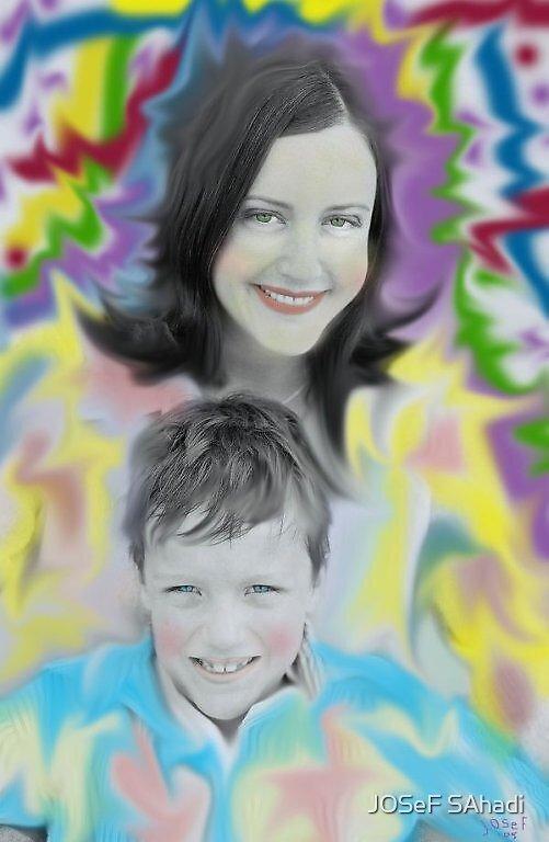Sarah & Son 2 by JOSeF SAhadi