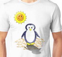 Sunny Pinguin Shadow Tee Unisex T-Shirt