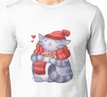 Cozy Cat Unisex T-Shirt