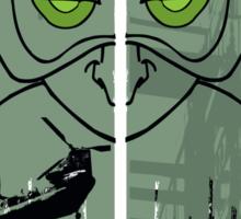 WAR ON GRAFF Sticker