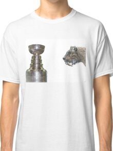 """The Hunt""                        On the hunt for the Stanley Cup Classic T-Shirt"