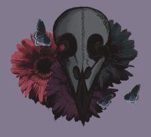 Raven Skull Kids Clothes