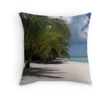 Caribbean Magic Throw Pillow