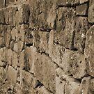 Stone Wall by John Ayo